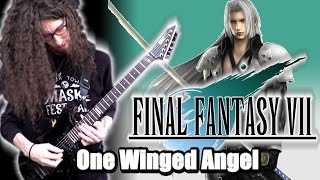 Final Fantasy VII ONE WINGED ANGEL - Metal Cover || ToxicxEternity