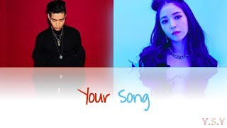 YOUR SONG (feat. Junoflo)