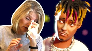 Mom Reacts to Juice WRLD - Wishing Well (Official Music Video)