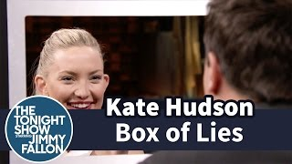 Box Of Lies With Kate Hudson    Part 1