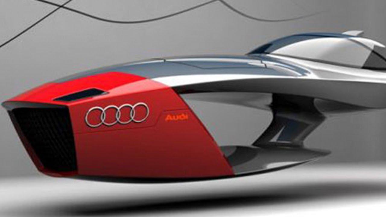 Автомобили будущего - 100 лет без дозаправки