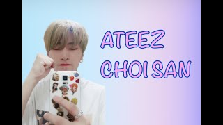 An (un)helpful Guide To Choi San (ATEEZ)