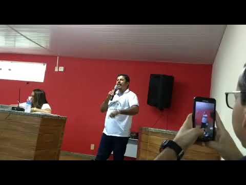 Amigos do Norte Araguaia, Marcos Barôla falando em Bom Jesus do Araguaia