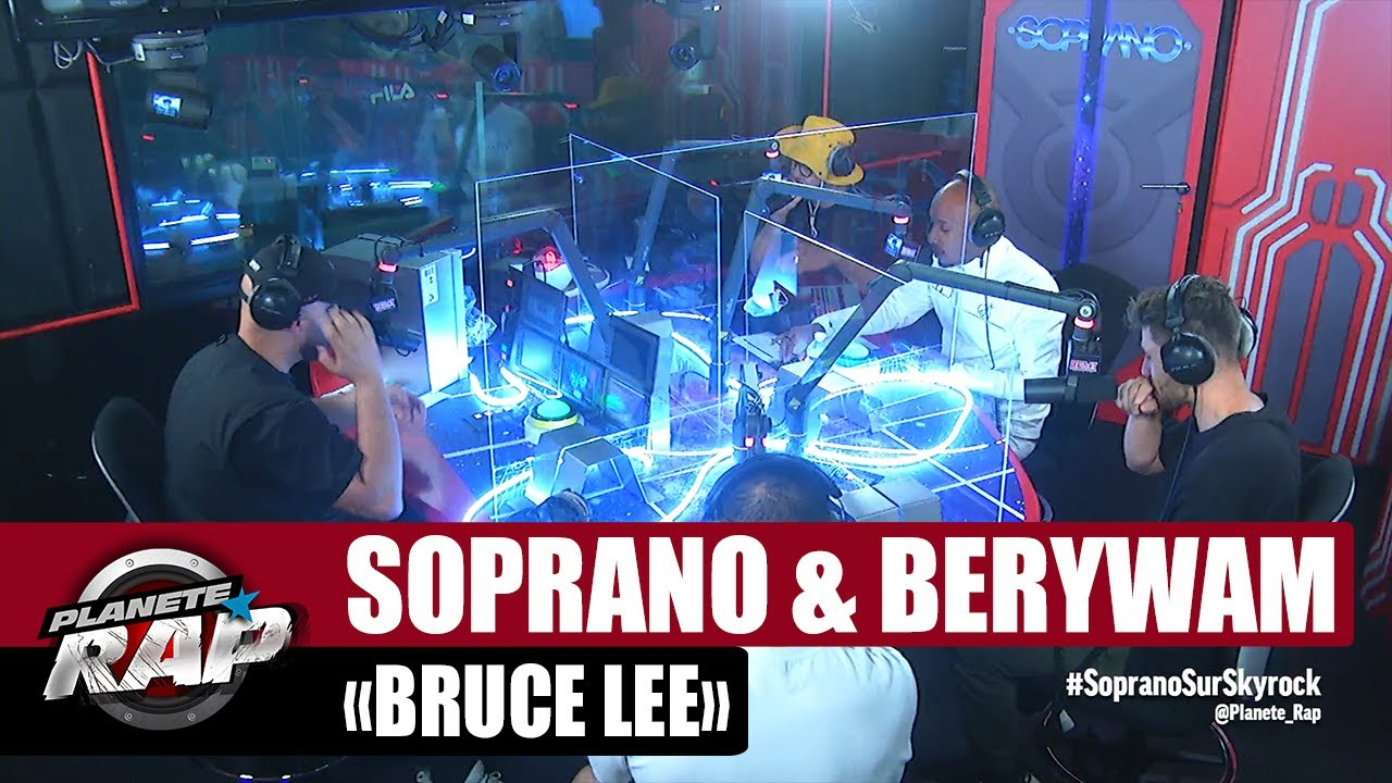"Soprano feat. Berywam ""Bruce Lee"" (version beatbox) #PlanèteRap"