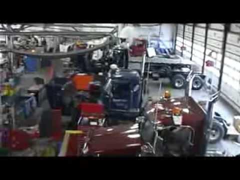 DEP | Mécanique de véhicules lourds routiers