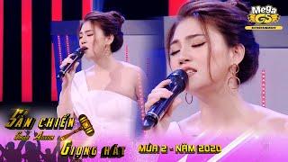 Hotgirl dân tộc CAO LAN - Cất giọng live cực đỉnh làm BGK điêu đứng | Sàn Chiến Giọng Hát Mùa 2