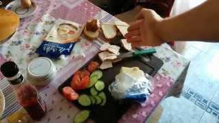 Сложный бутерброд
