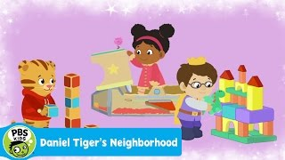 DANIEL TIGER'S NEIGHBORHOOD | When You Have to Go Potty, Stop and Go Right Away (Song) | PBS KIDS