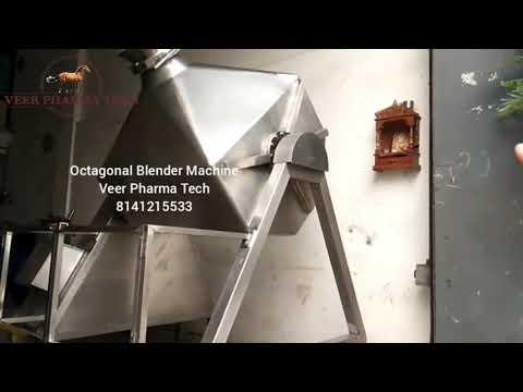 Pharmaceutical Octagonal Blender