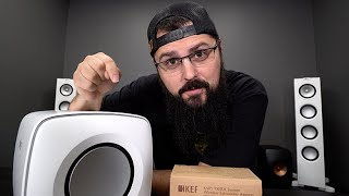 SUBWOOFER for Home Theater / KEF KC62 Subwoofer Review