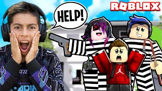 Ferran Got ADOPTED by CRIMINALS in Roblox Brookhaven! | Royalty Gaming