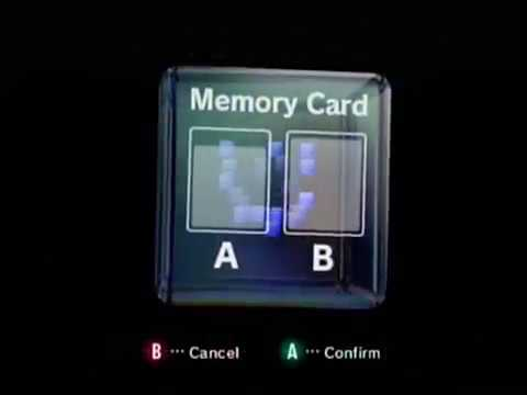 My Childhood Memory Cards (Gamecube)- Showcase