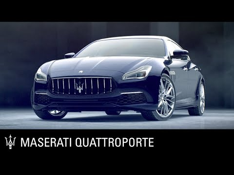 Maserati Quattroporte. A world of possibilities
