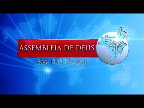 Momento de Oração marca Culto no Centenário Centro de Convenções em Belém-PA (INFORME AD 831)