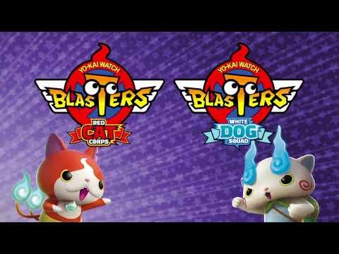 Видео № 0 из игры YO-KAI Watch Blasters White Dog Squad [3DS]