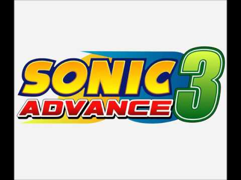 Sonic Advance 3 - Nonaggression (Touhou Remix)