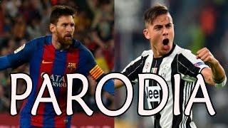 Canción Barcelona vs Juventus 0-0 (Parodia Nick Jam - No te vayas)