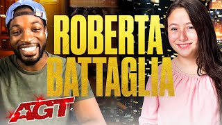 Beyond the Stage Brought to You by Dunkin': Roberta Battaglia - America's Got Talent 2020 thumbnail