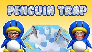 penguin trap game!