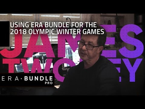 James Twomey | Using ERA Bundle for the 2018 Olympic Winter Games