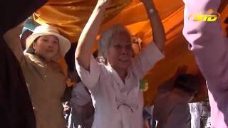 Đại Lễ Dâng Y Dài 49 Mét Tại Núi Tà Cú