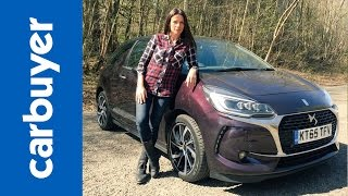 DS 3 hatchback 2016 review - Carbuyer by Carbuyer