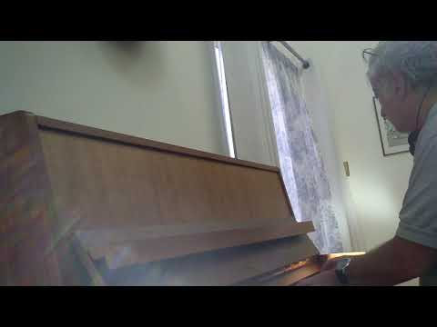 0 - Exceptional   upright   piano  by  Petrof