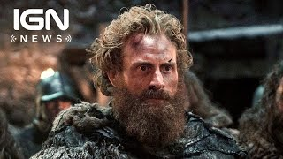 Justice League: Game of Thrones' Kristofer Hivju Plays an Ancient Atlantean King - IGN News