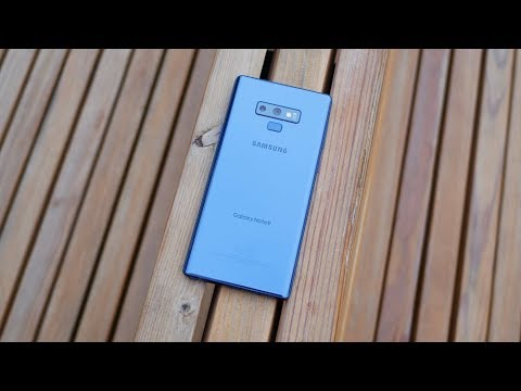 Samsung Galaxy Note 9 one week later – New King?