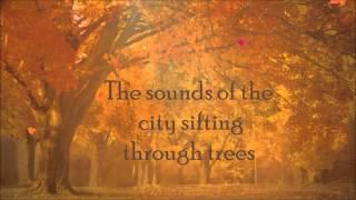 Old Friends Lyrics [HD] - Simon & Garfunkel