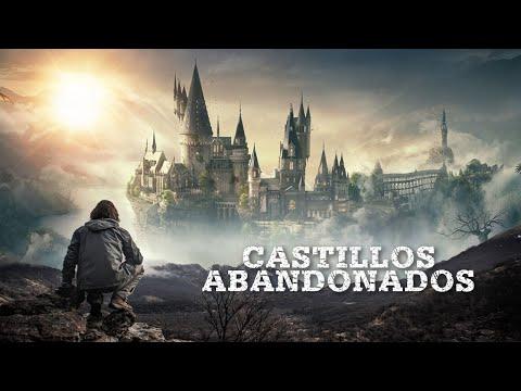Top Castillos Abandonados Más Bellos de EUROPA que son castillo Disney, Hogwarts ni Wolfenstein