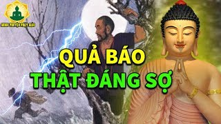 """Kể Chuyện Đêm Khuya """"Thứ Đáng Sợ Nhất Trên Thế Gian"""" Chuyện Phật Giáo Nhân Quả Hay Nghe Rơi Nước Mắt"""