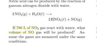 LM-  Unit 9-  Gas Stoichiometry Explained