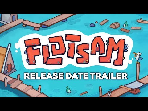 Flotsam launches into Early Access