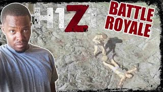 Battle Royale H1Z1 Gameplay - 2 OUT OF 3! | H1Z1 BR Gameplay