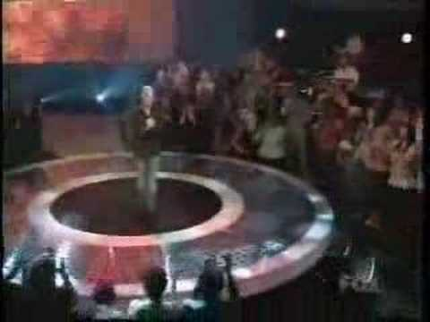 Wanted Dead or Alive Live @ American Idol S.5