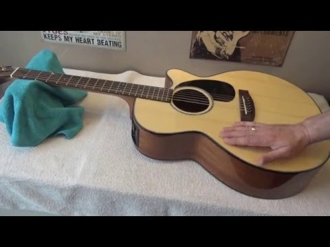 My Guitar Collection (9) Takamine EG440SC Affordable Acoustic Guitar Review