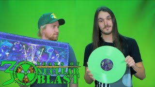 RINGS OF SATURN - NB Exclusive Vinyl (OFFICIAL TRAILER)