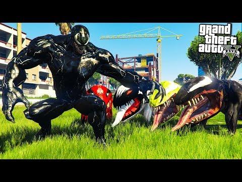 Gta 5: The Venom Mod (New) - смотреть онлайн на Hah Life