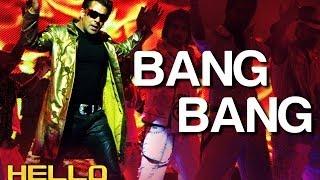 Bang Bang Full Song Video- Hello | Salman Khan | Wajid Khan | Sajid - Wajid