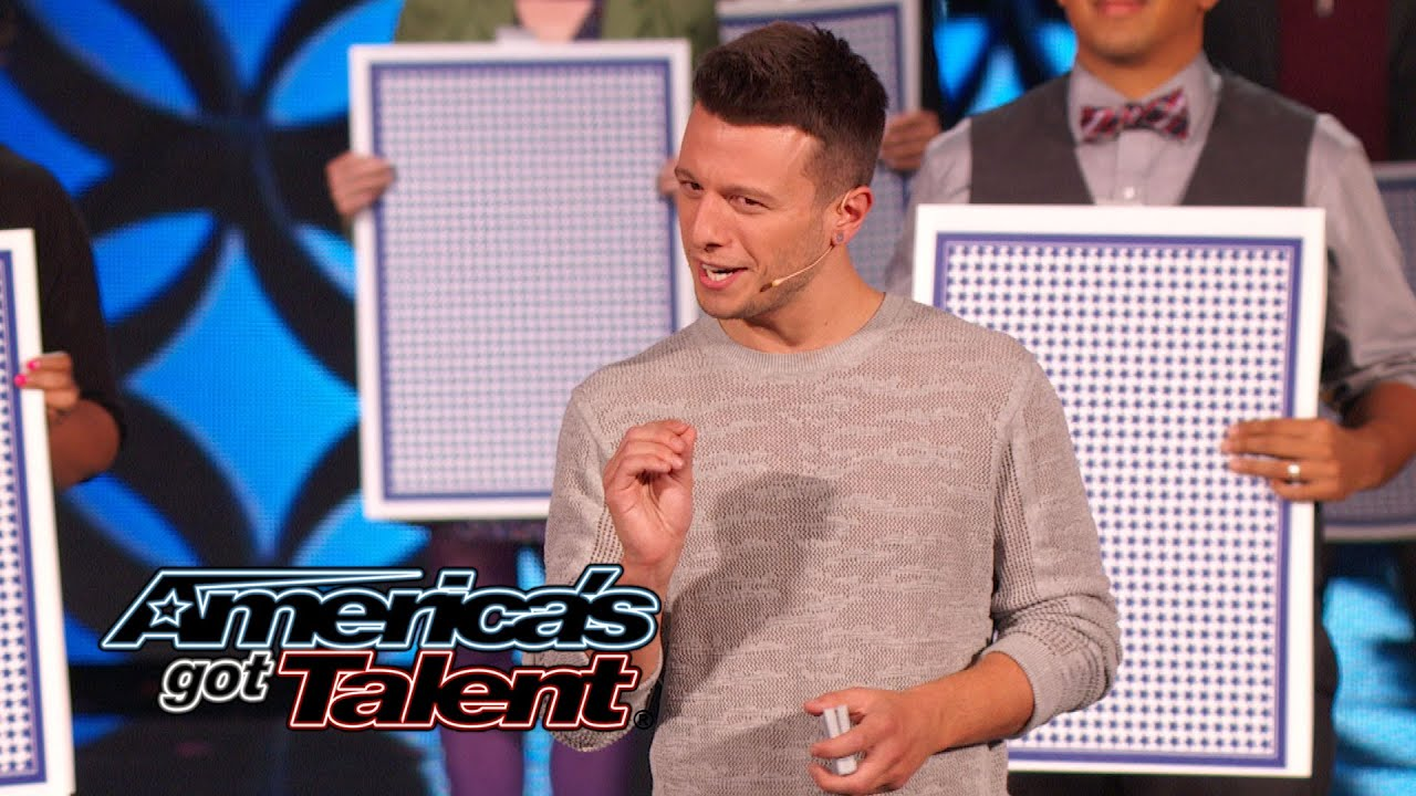 Mat Franco: Mind-Blowing Performance From Last Magician Standing - America's Got Talent 2014 Finale thumbnail