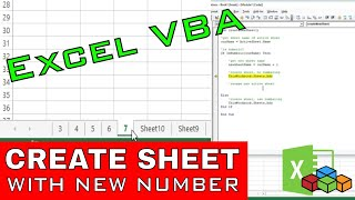 Rename New Sheets Based On Current Sheet Name - Excel VBA