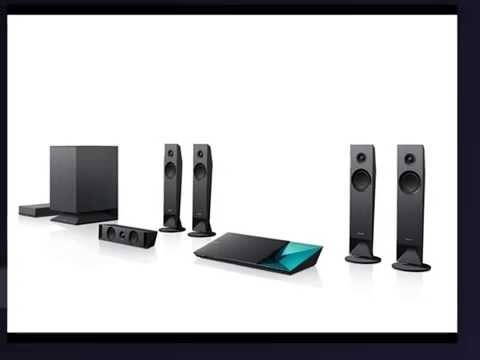 Sony BDV-N7100W 5.1 Channel 3D Blu-ray Disc Home Theater System with Wireless Rear Speakers