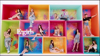 E-girls / シンデレラフィット(CINDERELLA FIT) Music Video