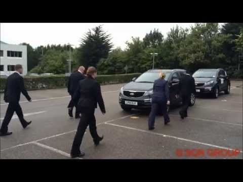 SQR's Close Protection Course - YouTube
