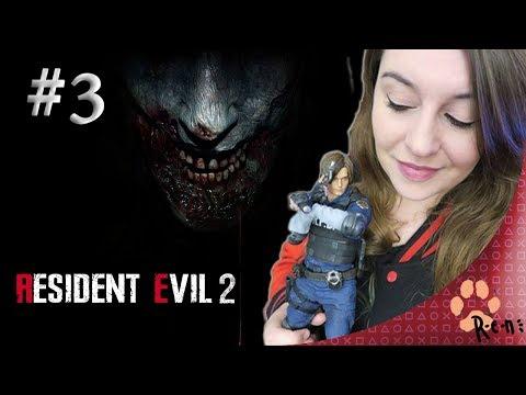 Resident Evil 2 Remake (PS4) CZ Záznam streamu #3 |R-e-n|