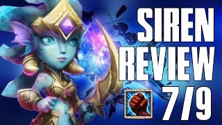 Castle Clash – Siren gameplay review