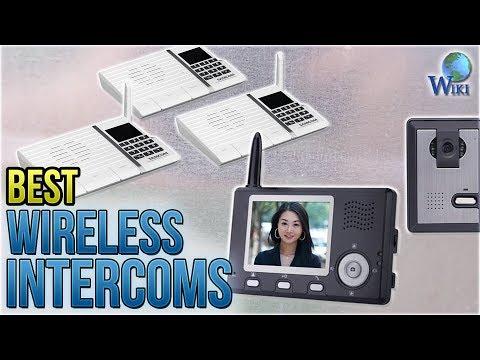 7 Best Wireless Intercoms 2018