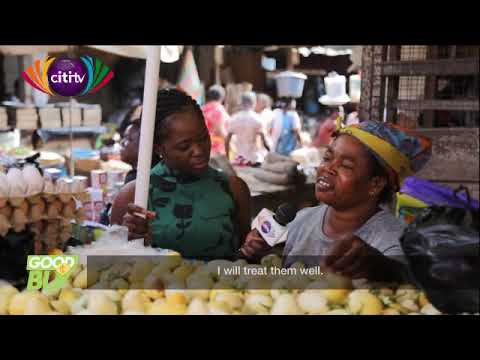 Good buy Episode 11 ( Get to know  about the cost of foodstuffs at the Ashaiman Market)