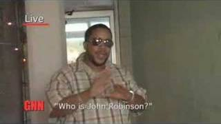 John Robinson (Lil' Sci) - Invisible Man (feat. 20/20)